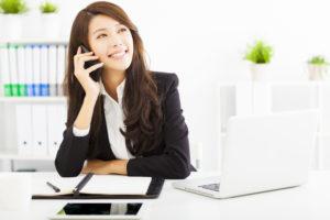 Accounting, company secretarial and tax advisors over the phonea